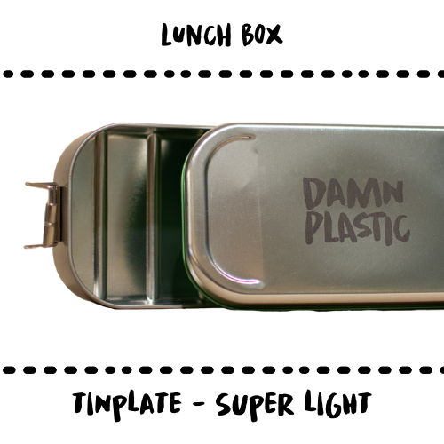 LUNCH BOX - Damn Plastic