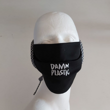 Load image into Gallery viewer, #1 MASK - 100% ORGANIC COTTON - Damn Plastic