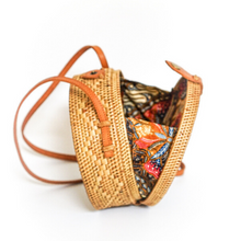 Load image into Gallery viewer, BAG - EDELWEISS RATTAN KOMODO - Damn Plastic