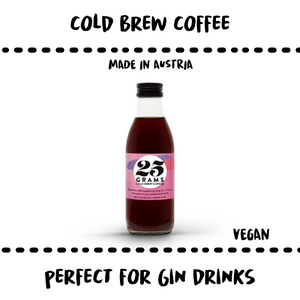 COFFEE - COLD BREWED No.8 - Damn Plastic