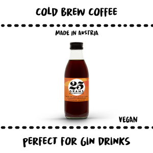 COFFEE - COLD BREWED No.7 - Damn Plastic