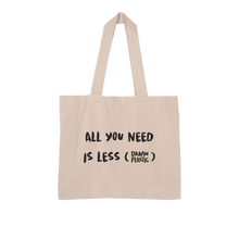 Load image into Gallery viewer, ORGANIC BAG - LARGE - Damn Plastic