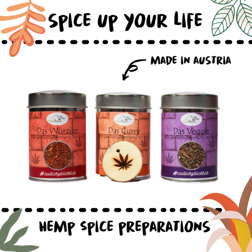 SPICES - WITH HEMP - Damn Plastic