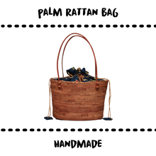 Load image into Gallery viewer, BAG - RATTAN #LOMBOG - Damn Plastic