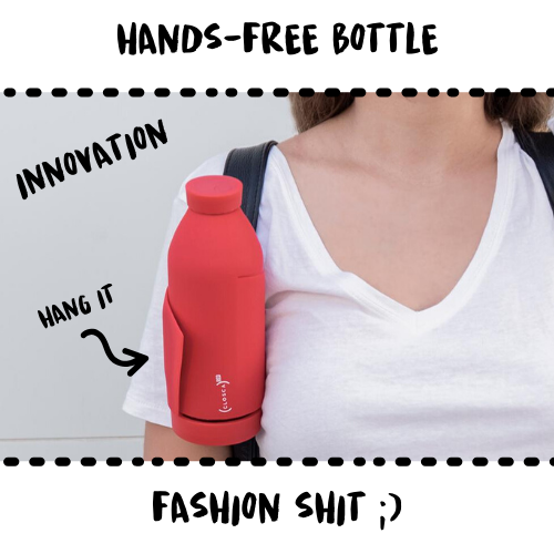 BOTTLE #HANDSFREE