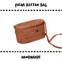 Load image into Gallery viewer, BAG - RATTAN #SIANG - Damn Plastic
