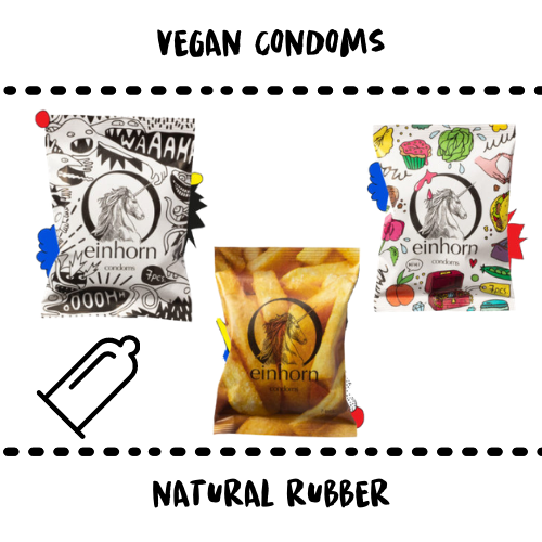 CONDOMS - 100% NATURAL - Damn Plastic