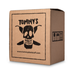 TOMMY'S HOT SAUCE - Damn Plastic