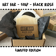 Load image into Gallery viewer, SOAP - BLACK ROSE - ART BAR