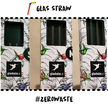 Load image into Gallery viewer, STRAW  - GLAS - Damn Plastic