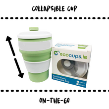 Load image into Gallery viewer, CUP - COLLAPSIBLE - Damn Plastic