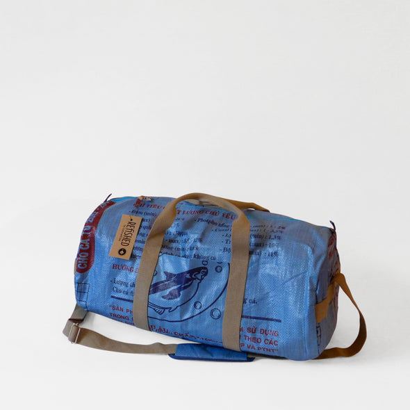 "TASCHE ""SPORTY"" XL - UPCYCLING"