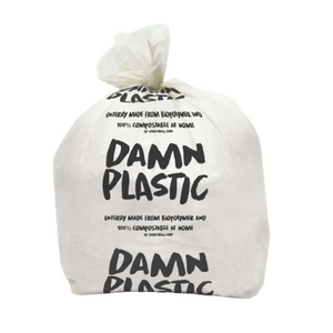 GARBAGE BAGS - HOME COMPOSTABLE