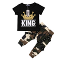 Casual King Set