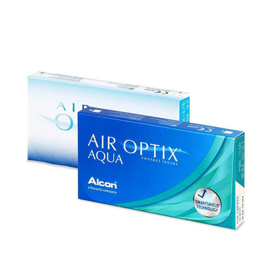 Alcon / Ciba Vision Air Optix Aqua monthly 6 lenses / box