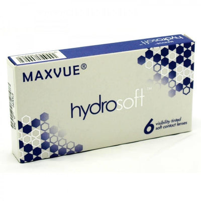 MaxVue Vision Max Hydrosoft monthly 6 lenses / box