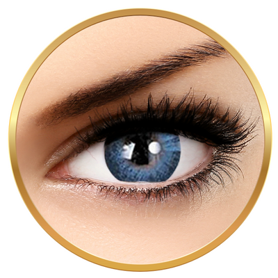 Adore Dare Aqua - colored contact lenses on a quarterly basis - 90 wears (2 lenses / box)