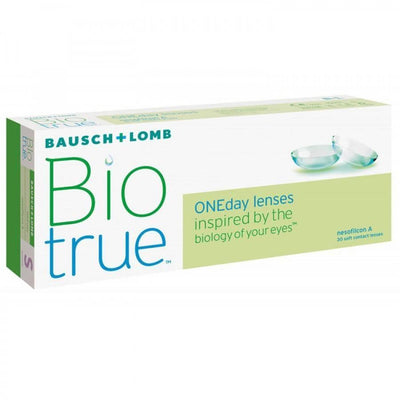 Bausch & Lomb Biotrue One Day - 30 lenses / box
