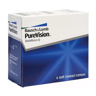 Bausch & Lomb Pure Vision monthly 6 lenses / box