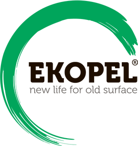 ekopel 2k bathtub refinishing coating enamel