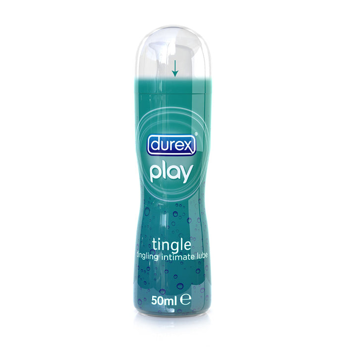 Buy Durex Play Tingle 50ml Lubricant for only 6.99 and always with discreet shipping | LoveMyToy.co.uk