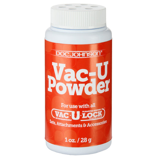 Buy Vac-U-Lock Powder Lubricant for only 8.99 and always with discreet shipping | LoveMyToy.co.uk