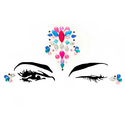 Buy Sirene Face Jewels Sticker EYE005 for only 5.99 and always with discreet shipping | LoveMyToy.co.uk