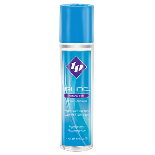 Buy ID Glide Lubricant 17oz for only 20.99 and always with discreet shipping | LoveMyToy.co.uk