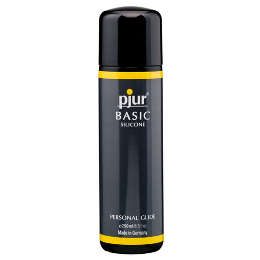 Buy Pjur Basic Silicone Personal Glide 250ml for only 19.99 and always with discreet shipping | LoveMyToy.co.uk