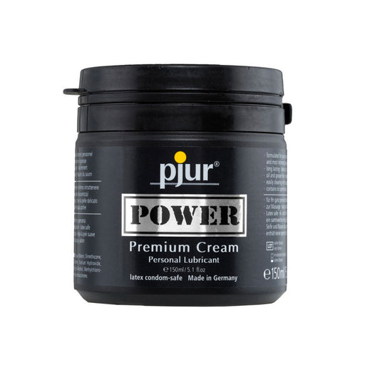 Buy Pjur Power Premium Cream 150ml for only 13.99 and always with discreet shipping | LoveMyToy.co.uk