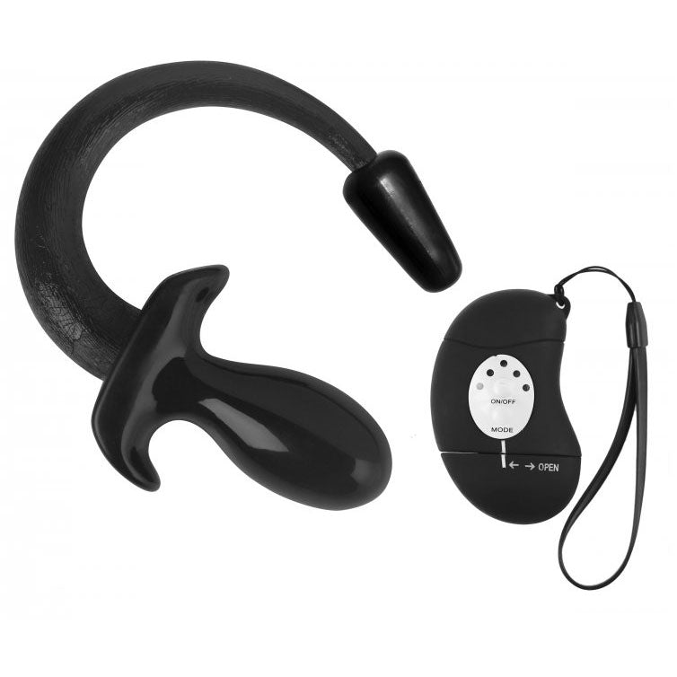 Buy Good Boy Wireless Vibrating Remote Puppy Plug for only 45.99 and always with discreet shipping | LoveMyToy.co.uk
