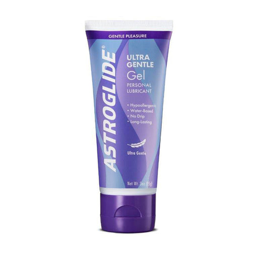 Buy Astroglide Sensitive Skin Gel 3oz Lubricant for only 6.99 and always with discreet shipping | LoveMyToy.co.uk