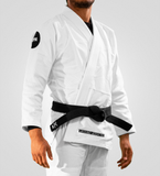 GROUND ADDICTED WHITE GI
