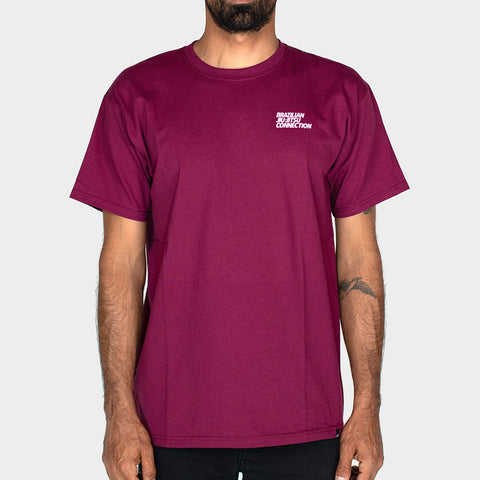 BJJ CONNECTION BORDEAUX T-SHIRT