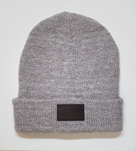 CUFFED BEANIE LIGHT GREY