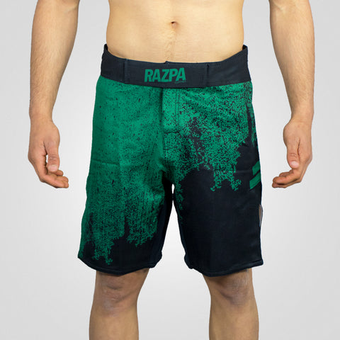 MMA SHORTS NORTHERN LIGHT