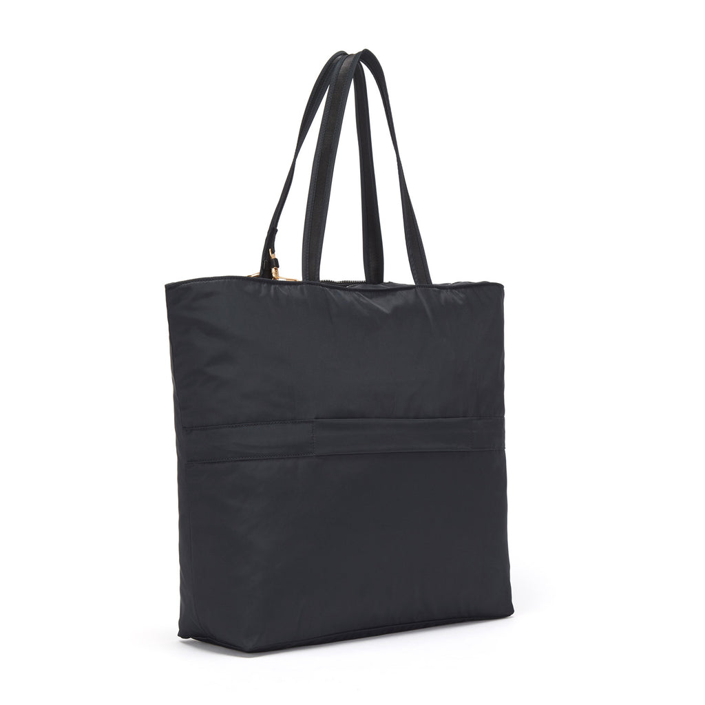 Citysafe CX Anti-Theft Packable Horizontal Tote, Black