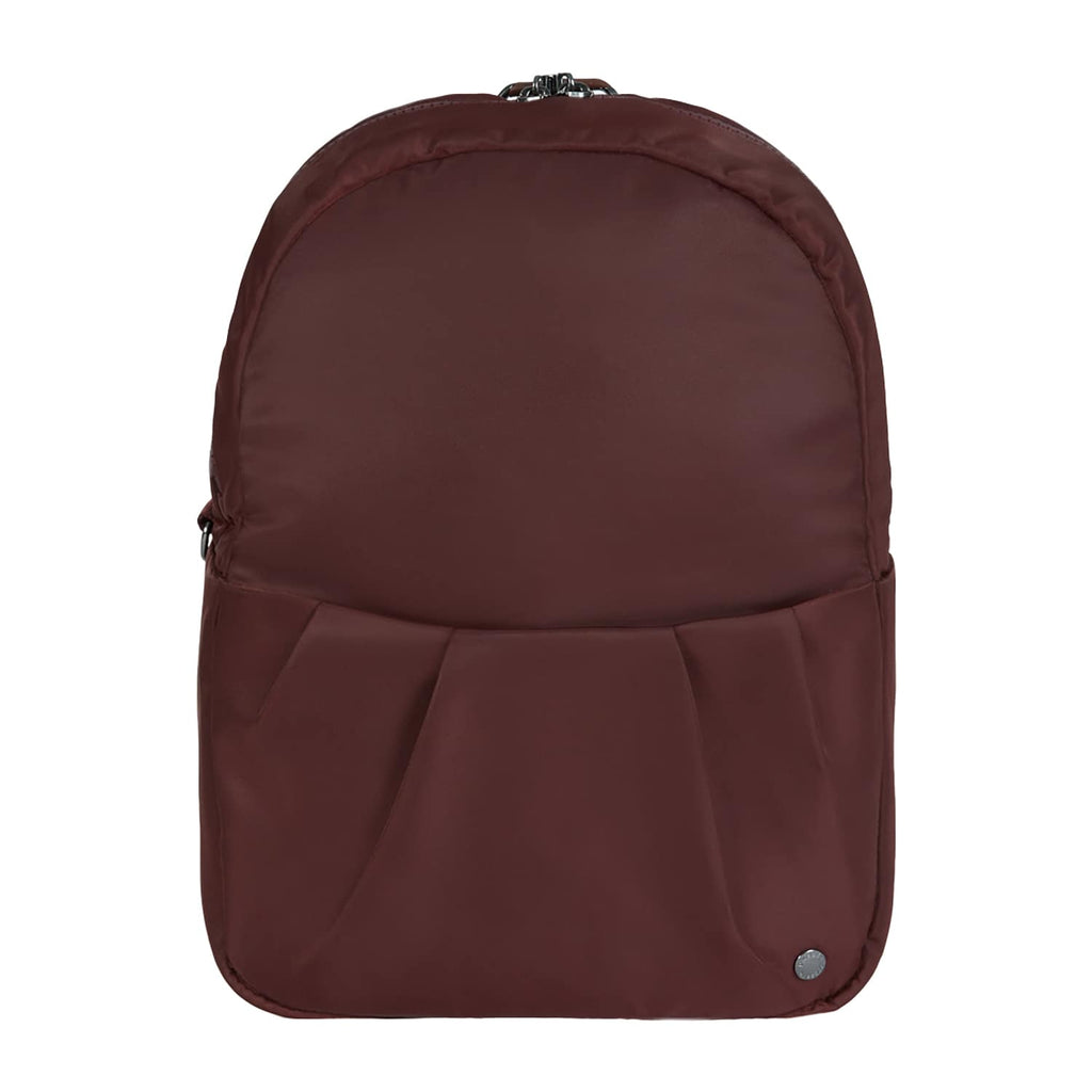 Citysafe CX Anti-Theft Convertible Backpack, Merlot