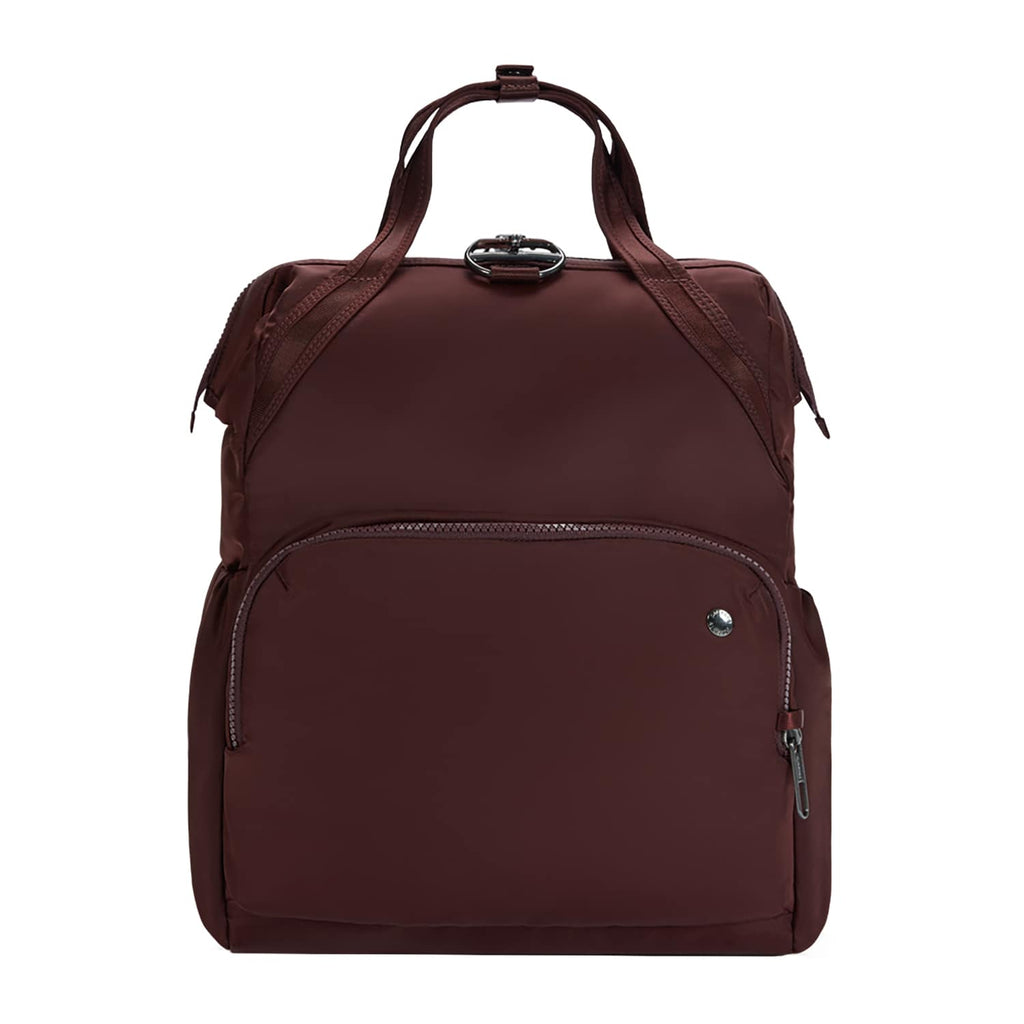 Citysafe CX Anti-Theft Backpack, Merlot