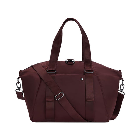 Citysafe CX Anti-Theft Tote, Merlot
