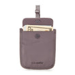 Coversafe S25 Secret Travel Bra Pouch, Mauve Shadow