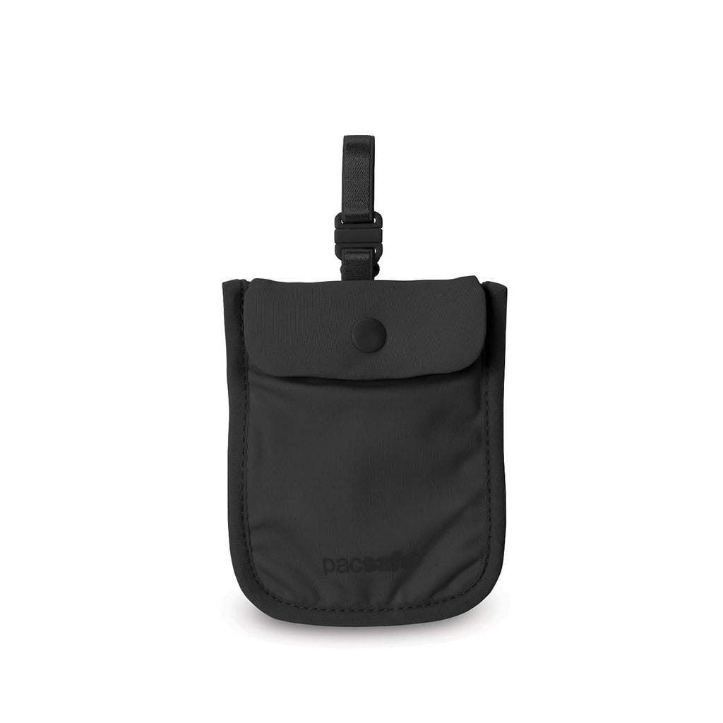 Coversafe S25 Secret Travel Bra Pouch, Black