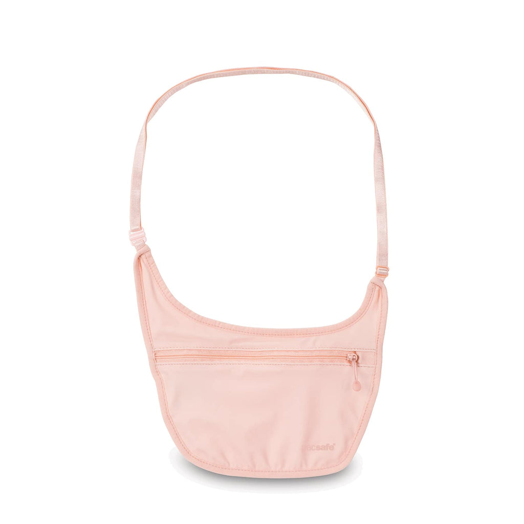Coversafe S80 Secret Travel Body Pouch, Orchid Pink