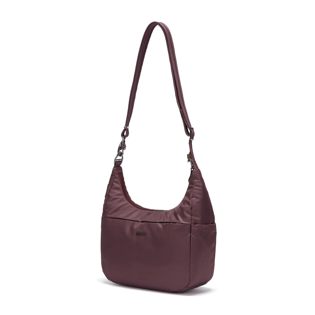 Cruise Anti-Theft All Day Crossbody, Pinot