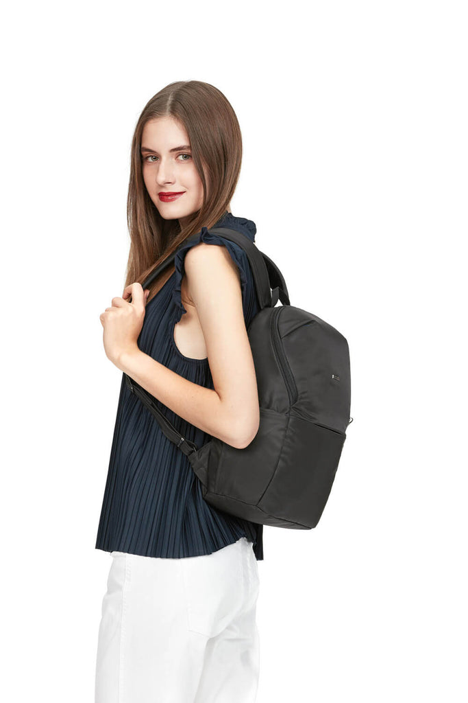 Cruise Anti-Theft Essentials Backpack Black