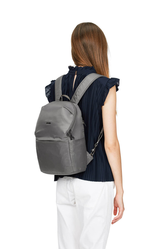 Cruise Anti-Theft Essentials Backpack Ashwood