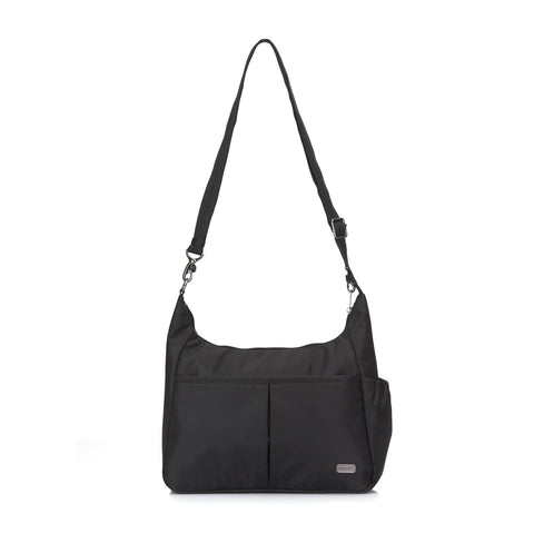 Daysafe Anti-Theft Crossbody Bag, Black