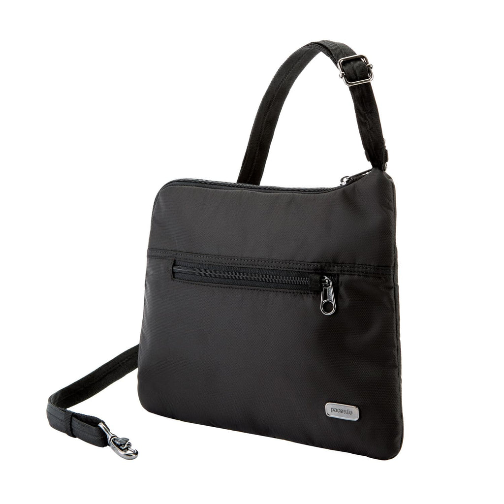 Daysafe Anti-Theft Slim Crossbody Bag, Black