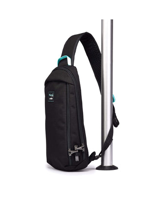 Diamond X Pacsafe Southbank Slingpack, Black