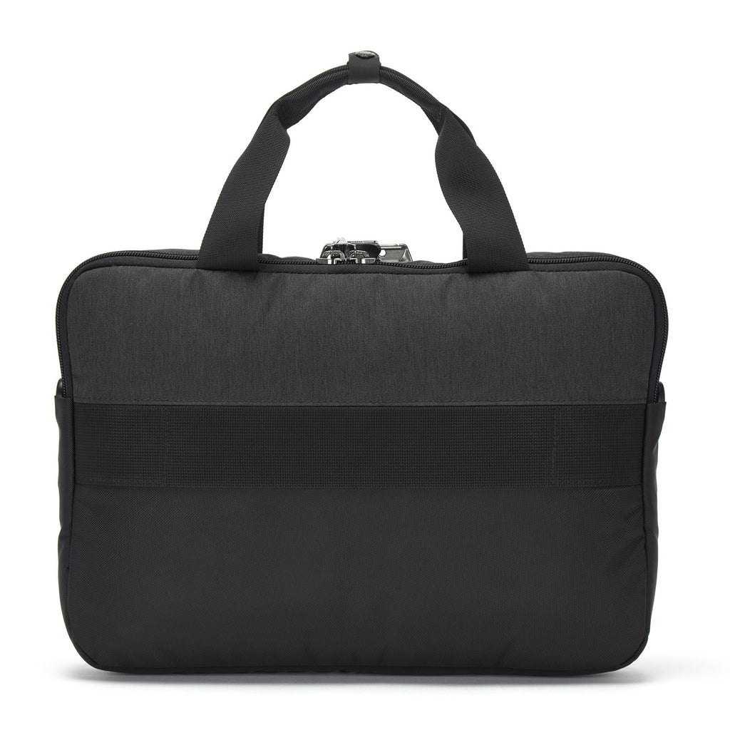 "Intasafe X Anti-Theft 13"" Laptop Slim Brief, Black"